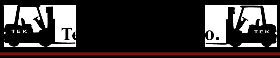 Tek Equipment Company - (801) 975-7773      –     Forklift sales, rentals, repairs and training in Utah