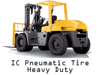 Internal Combustion Pneumatic Heavy Duty