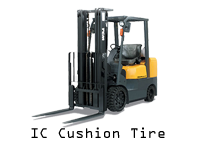 Internal Combustion Cushion Tire